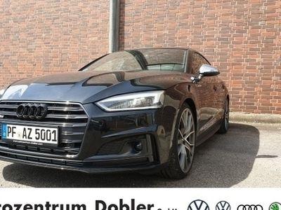 gebraucht Audi S5 Sportback TDI quattro 20',Optikp. schwarz,GSD