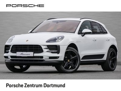 gebraucht Porsche Macan Panoramadach Rückfahrkamera PASM 21-Zoll