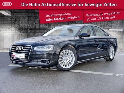 gebraucht Audi A8 4.2 TDI clean diesel quattro 283 kW (385 PS) tiptronic