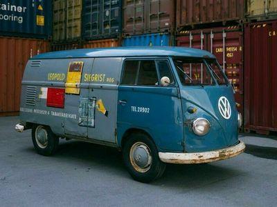 gebraucht VW T1 original Zustand Logo panel Volkswag...