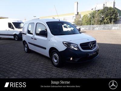 gebraucht Mercedes Citan 109 CDI KA / Radio / Kamera / AHK / Leiter