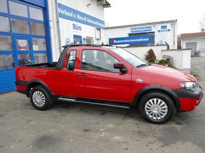 gebraucht Fiat Strada 1.3 JTD Lange Kabine Adv. *Klima, Freisprech, AHK*