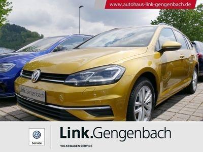 gebraucht VW Golf Variant Comfortline UVP30809.- Business Paket (LED Klima E