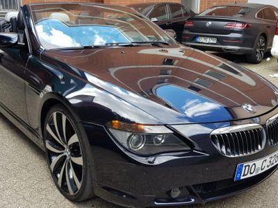 gebraucht BMW 650 Cabriolet i