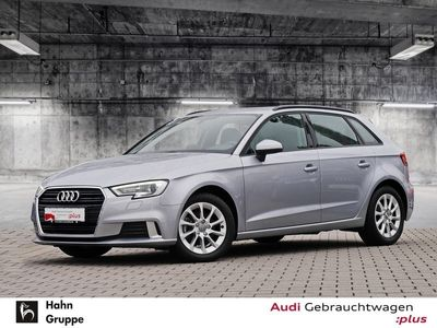 gebraucht Audi A3 Sportback 35TFSI sport EU6d-TEMP Navi Sitzheizung
