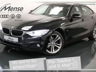 gebraucht BMW 420 Gran Coupé d Sport Line Xenon Navi SHZG GRA