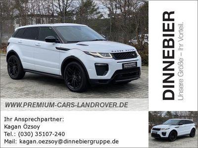 gebraucht Land Rover Range Rover evoque TD4 HSE Dynamic | RANGE ROVER Berlin Gebrauchtwagen, bei Autohaus Dinnebier GmbH