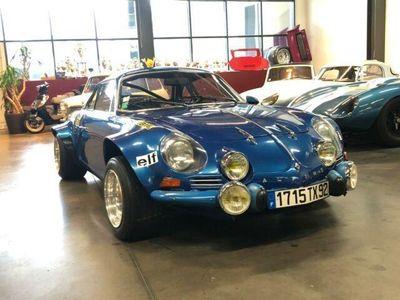 gebraucht Renault Alpine A110 1600S Gr. 4 orig.Racecar