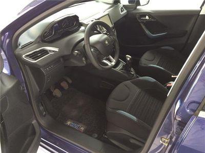 gebraucht Peugeot 208 e-HDi Allure FAP 92 Stop 5türig