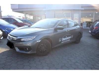 used Honda Civic 4 1.6 i-DTEC Executive EU6d-T Panorama.