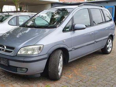 gebraucht Opel Zafira 2.2 Edition/sehr gepflegt/Tüv+Insp. neu
