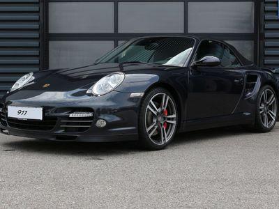 gebraucht Porsche 911 Turbo Cabriolet 997 (911)
