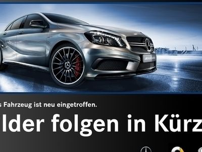 gebraucht Mercedes GLA180 Urban LED Navi Parktronic Night-Paket BC