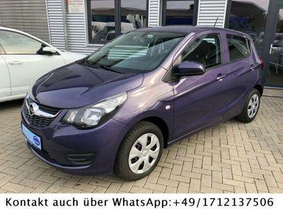 gebraucht Opel Karl Edition/Klima/nur 8500km/1 Hand/1A-Top