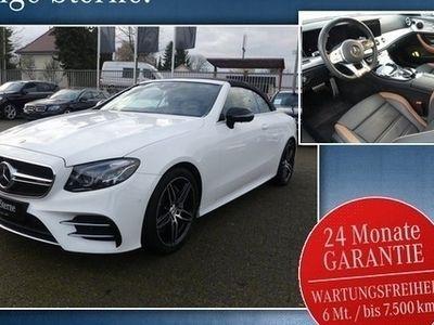 gebraucht Mercedes E53 AMG -AMG4M+ Np.105529� Distr. 360° Com