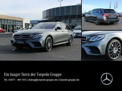 gebraucht Mercedes E400 4M T AMG COMAND+LED+MULTIBEAM+NIGHT+DIST