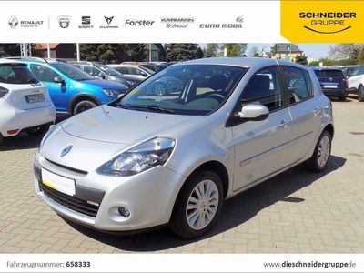 gebraucht Renault Clio III 1.2 16V TCe 100 LimS5 Dynamique