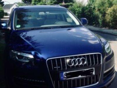 gebraucht Audi Q7 3.0 TDI DPF quattro Stdhz,Luftfed,
