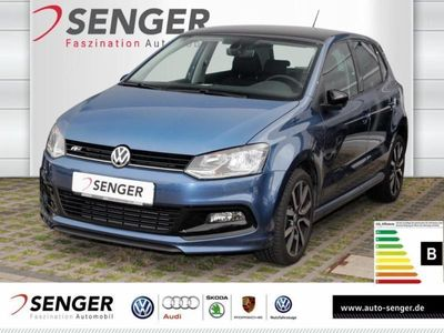 gebraucht VW Polo Highline BlueMotion Technology 1,2 l TSI 66 kW (90