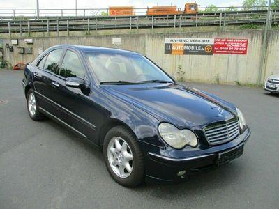 gebraucht Mercedes C220 C -Klasse Lim.CDI