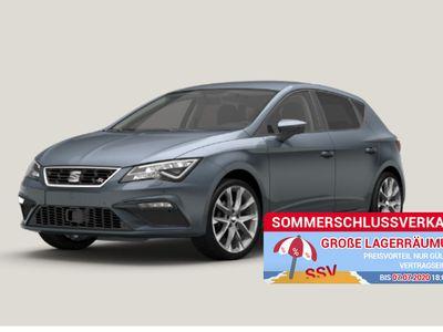 gebraucht Seat Leon 1.5 TSI 130 FR DriveMod LED Nav in Achern