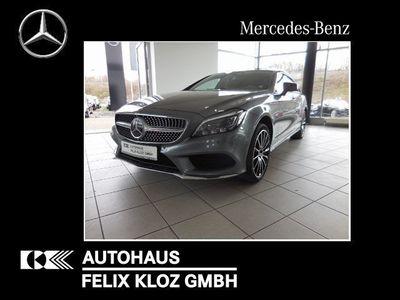 gebraucht Mercedes CLS350 d 4MATIC SB AMG Beam Airmat SHD 360°