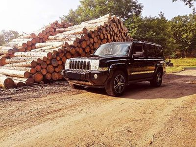 gebraucht Jeep Commander 3.0 CRD DPF Automatik Limited