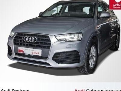 gebraucht Audi Q3 Sport 2.0 TDI Navi+Xenon+Einparkhilfe hinten