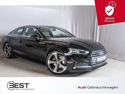 gebraucht Audi A5 Coupé 40 TFSI sport S-Line Navi+, VIRTUAL, LED, PD