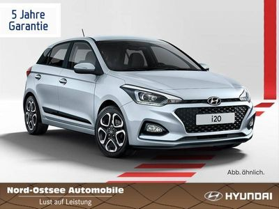 gebraucht Hyundai i20 Active Pure Bordcomputer,elektr.FH,Servo,uvm