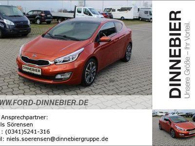 gebraucht Kia pro_cee'd Gebrauchtwagen, bei Autohaus Dinnebier GmbH