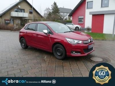 käytetty Citroën C4 Selection 1.6 BlueHDi FAP 120*Klima*Temp.*