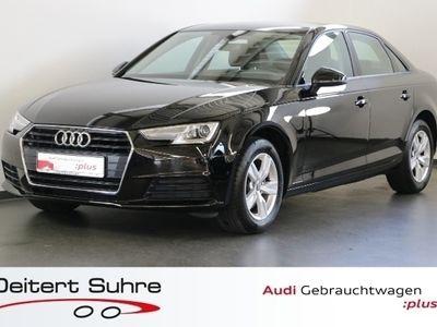 gebraucht Audi A4 Limousine 2.0 TDI 90 kW (122 PS) 6-Gang