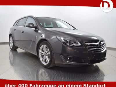 gebraucht Opel Insignia 2.0CDTI ST. Business Edition KAMERA-AHK