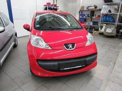 gebraucht Peugeot 107 70 Filou 1.Hand Klima Standheizung TÜV++++++