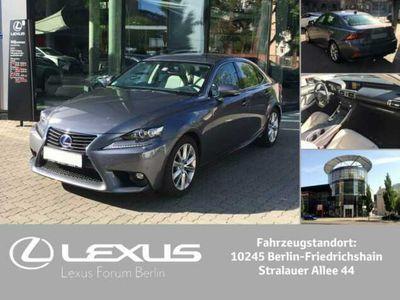 gebraucht Lexus IS300h Luxury Line *WKR*BSM*Navi*MarkLevinson*
