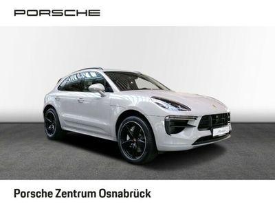 gebraucht Porsche Macan Turbo 21'' Sportabgas Panoramadach Sport-Chrono