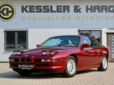 gebraucht BMW 850 i ORIGINAL+Top Zustand+CH FHZ+SERVICEHEF+