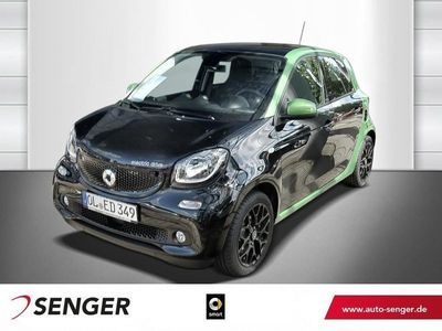 gebraucht Smart ForFour Electric Drive 60 kW prime Navi Sitzh.