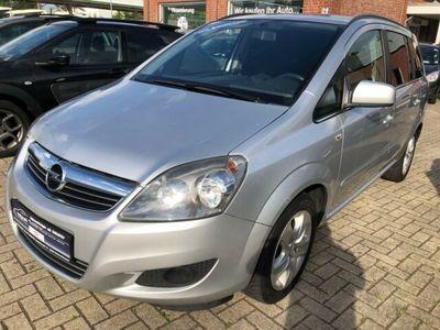 gebraucht Opel Zafira B Design Edition TÜV&AU neu&Garantie