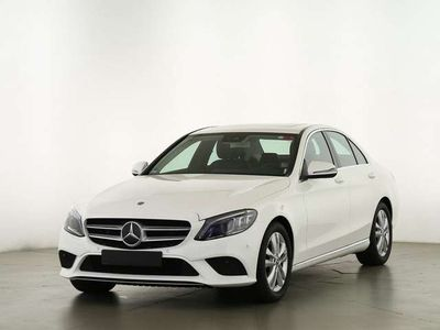 gebraucht Mercedes C220 d Avantgarde/9G/Multibeam/Kamera/SH-Dach