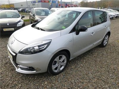 gebraucht Renault Scénic 1.5 dCi Bose Klimaautomatik Automatik