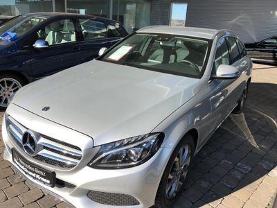 gebraucht Mercedes C180 T Avantgarde Navi/Klima/LED/Park-Assist./R-CD