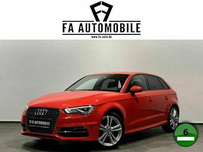 gebraucht Audi A3 Sportback e-tron e-tron S Line Navi LED Tempomat Pdc