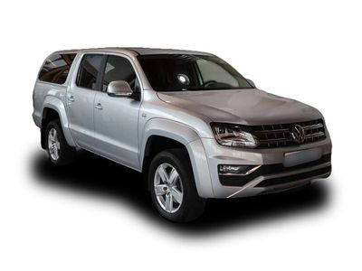 gebraucht VW Amarok 3.0 TDI Double Cab Highline Hardtop Vollleder Xeno