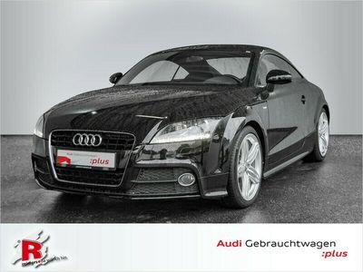 gebraucht Audi TT Coupe 1.8 TFSI S-line