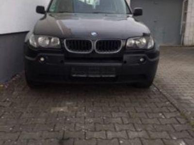 gebraucht BMW X3 2.0d Sportpaket