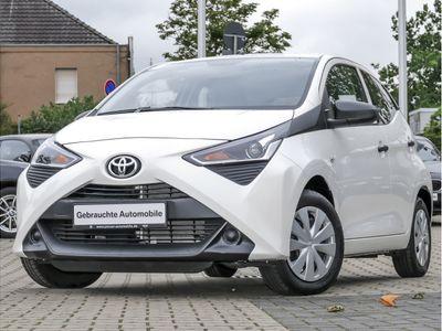 gebraucht Toyota Aygo 1,0-l-VVT-i x-cite