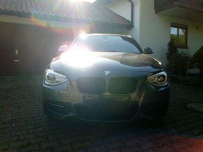 gebraucht BMW M135 i xDrive/Sport-Aut/Navi/HK/LED/Performance