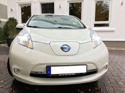 gebraucht Nissan Leaf ACENTA - BATTERIE INKL. - VON PRIVAT